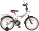 Детский велосипед Novatrack Turbo 207TURBO.WT7 -