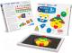 Развивающая игрушка Magneticus Мозаика MM-0174 (174 элемента/6 цветов/30 этюдов) -