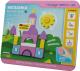 Развивающая игрушка Magneticus Замок для принцессы / MС-001 -