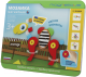 Развивающая игрушка Magneticus Зоопарк MС-003 -