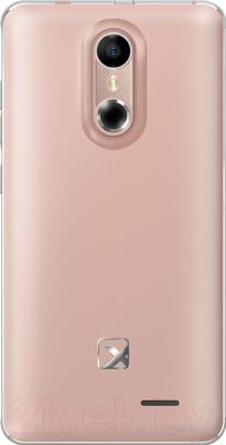 Смартфон TeXet X-selfie / TM-5010 (розовое золото)