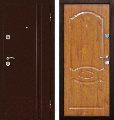 двери входные первомайская