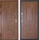 Входная дверь Дверной Континент Флоренция (88x205, левая) -