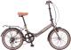 Велосипед Novatrack Aurora 20FAURORA6S.BN6 -