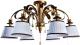 Люстра Arte Lamp Borigia A8100PL-6GA -