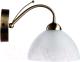 Бра Arte Lamp Milanese A4530AP-1AB -