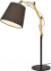 Лампа Arte Lamp Pinoccio A5700LT-1BK -