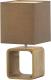 Лампа Arte Lamp Woods A1010LT-1BR -