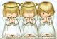 Набор алмазной вышивки Гранни Ангелочки (Ag 054) -
