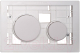 Кнопка для инсталляции TECE Loop Modular 9240664 -