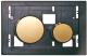 Кнопка для инсталляции TECE Loop Modular 9240668 -