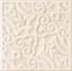 Декоративная плитка Tubadzin Majolika Creme D (200x200) -