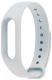 Ремешок для фитнес-трекера Xiaomi Mi Band 2 (белый) -