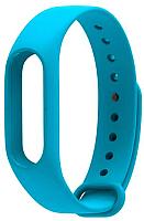 Ремешок для фитнес-трекера Xiaomi Mi Band 2 (голубой) -
