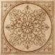Декоративная плитка Italon НЛ-Стоун Нат Блум (600x600) -