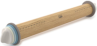 Скалка Joseph Joseph Adjustable Rolling Pin 20036 (пастель) -