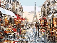 Картина по номерам Picasso Люблю тебя! Париж! (PC3040060) -