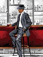 Картина по номерам Picasso Мужчина в баре (PC3040062) -