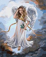 Картина по номерам Picasso Ангел в небесах (PC4050194) -