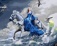 Картина по номерам Picasso Верхом по волнам (PC4050197) -