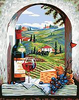 Картина по номерам Picasso Итальянские каникулы (PC4050203) -