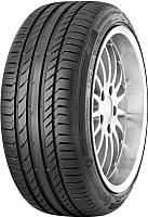 Летняя шина Continental ContiSportContact 5 235/40R18 91Y -
