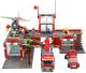 Конструктор Kazi Большая пожарная станция 8051 -
