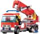Конструктор Kazi Пожарный автомобиль 8053 -