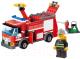 Конструктор Kazi Пожарный автомобиль 8054 -