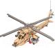 Конструктор Kazi Военный вертолет 84020 -