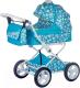 Детская универсальная коляска Babyhit Evenly Plus 2 в 1 (Aquamarine) -