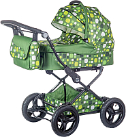 Детская универсальная коляска Babyhit Evenly Plus 2 в 1 (Dark Green) -