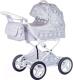 Детская универсальная коляска Babyhit Evenly Plus 2 в 1 (Grey) -