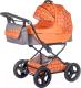 Детская универсальная коляска Babyhit Evenly Plus 2 в 1 (Orange) -