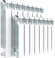 Радиатор алюминиевый Rifar Alum 500 (15 секций) -