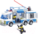 Конструктор Kazi Полицейский грузовик 98307 -