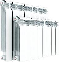 Радиатор алюминиевый Rifar Alum 350 (11 секций) -