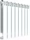 Радиатор биметаллический Rifar Alp 500 (16 секций) -