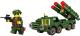 Конструктор Kazi Пусковая установка 84034-5 -