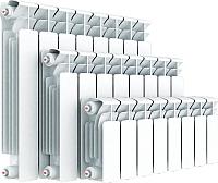 Радиатор биметаллический Rifar Base 350 (16 секций) -