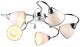 Светильник Arte Lamp Caprice A9488PL-5CC -