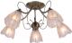 Люстра Arte Lamp Monica A6189PL-5AB -