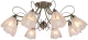 Люстра Arte Lamp Monica A6189PL-8AB -
