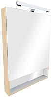 Шкаф с зеркалом для ванной Roca The Gap 60 (ZRU9302698) -