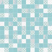 Мозаика AltaCera Rainfall Aquamarine DW7MSC16 (300x300) -