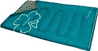 Спальный мешок GREENELL Тори (правый, зеленый) -