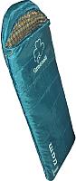 Спальный мешок GREENELL Туам (левый, зеленый) -