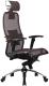 Кресло офисное Metta Samurai S-3 (коричневый) -
