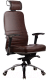 Кресло офисное Metta Samurai KL-3 (коричневый) -