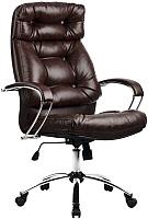 Кресло офисное Metta LK-14CH (коричневый) -
